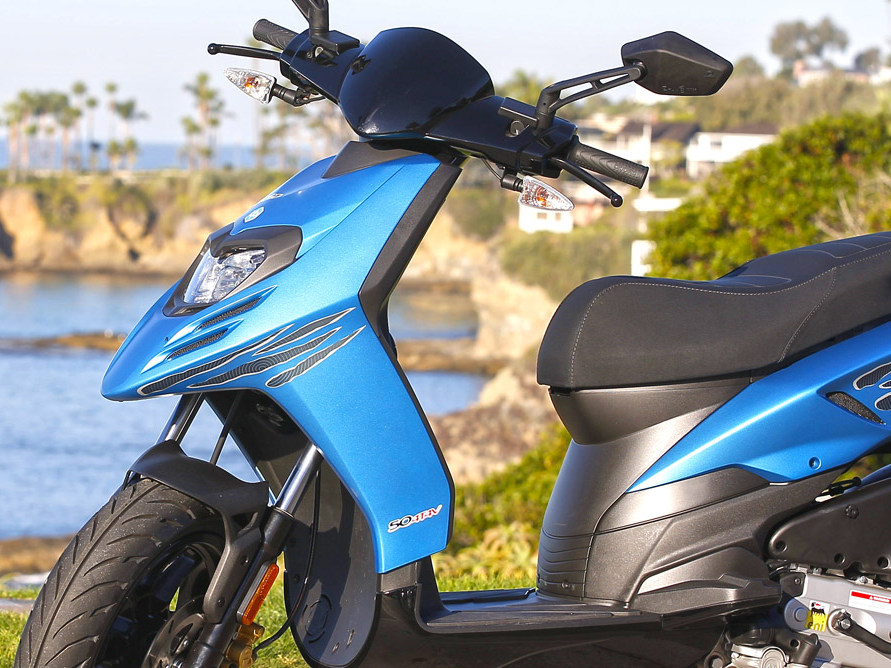 Rent a scooter in Vodice